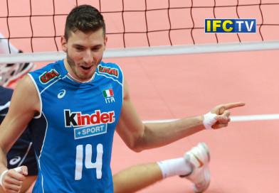 Matteo Piano, con l'Italia un sogno indimenticabile