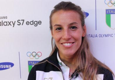 Tania Cagnotto, la tuffatrice della montagna