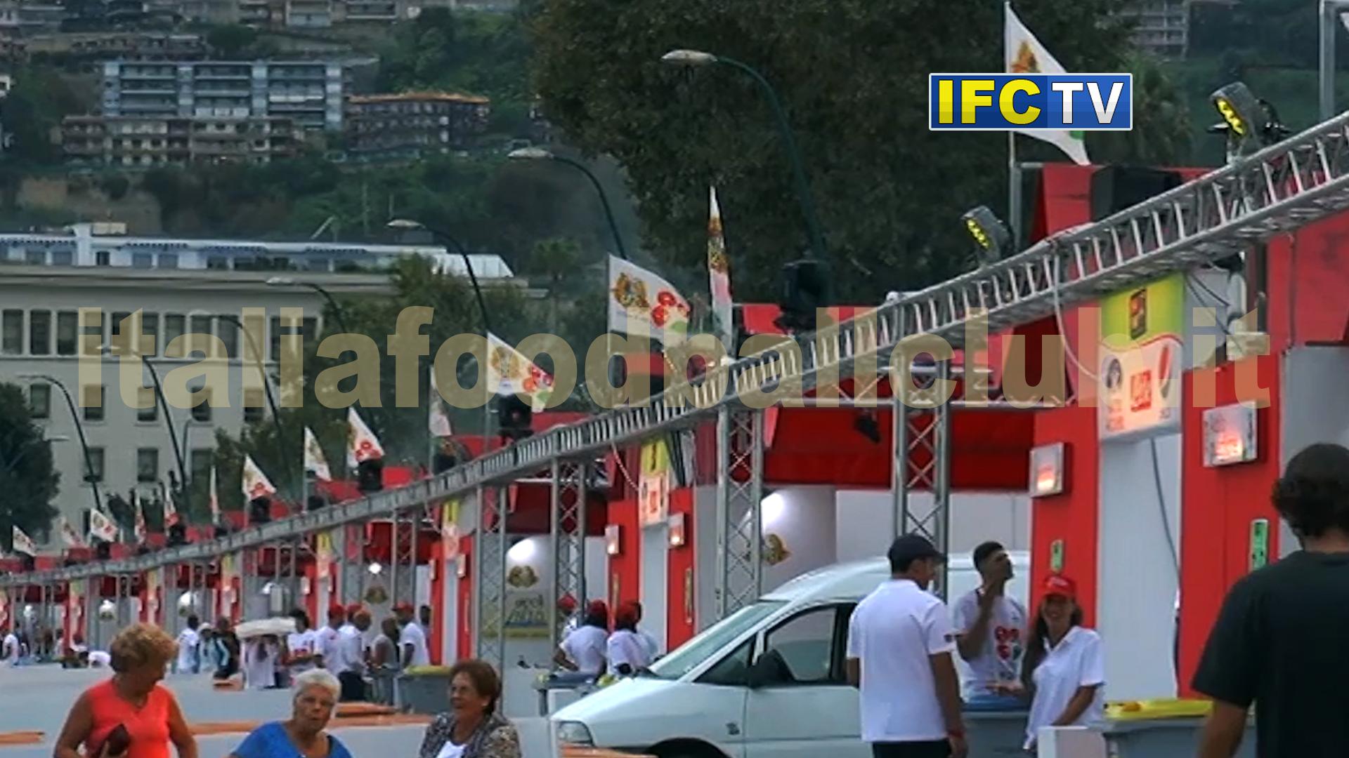 6-11 settembre: a Napoli apre il Pizza Village