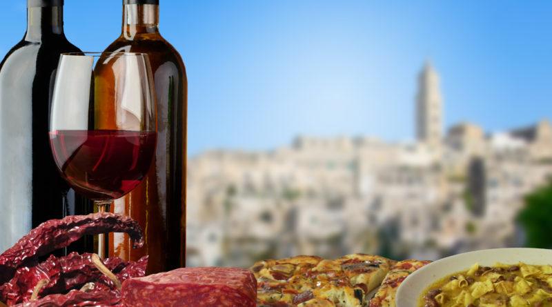 In Basilicata c'è una tradizione di nicchia a base di pasta, pane e carne di maiale