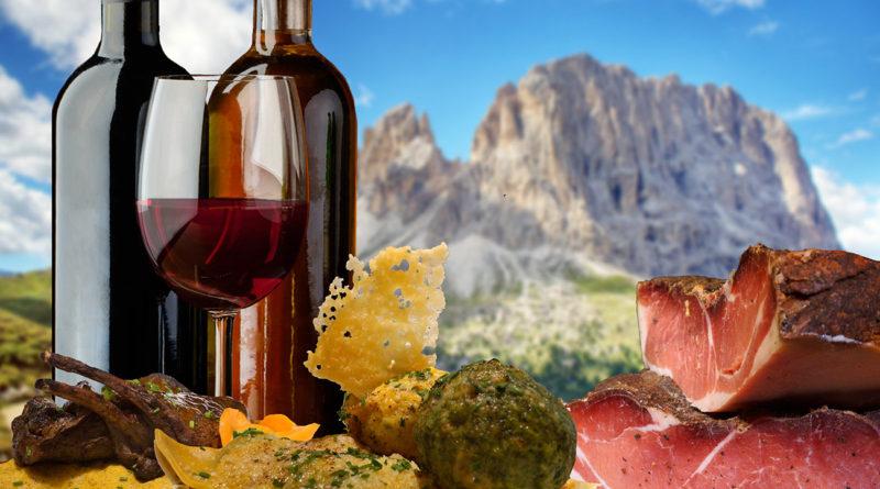 In Trentino Alto Adige si trova la genuina cucina di frontiera