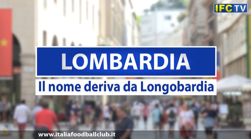 Lombardia, il nome deriva da Longobardia