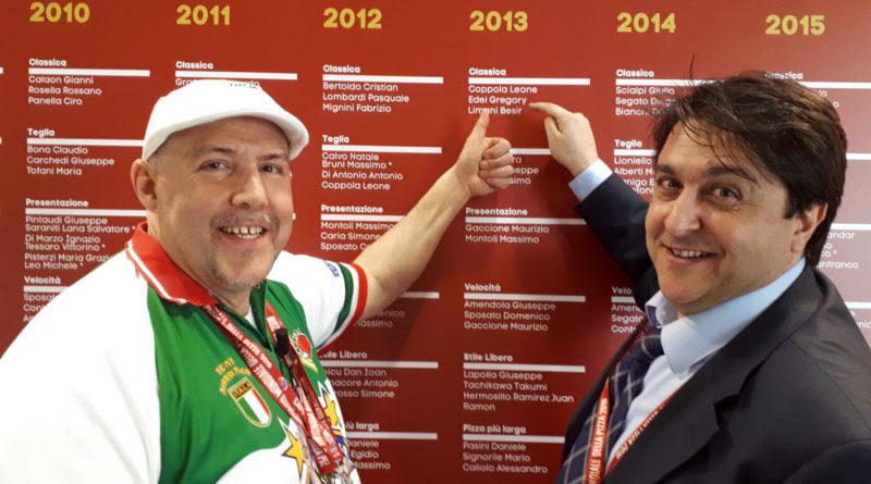 Leo Coppola: 10 volte nell'Albo d'oro del Mondiale della Pizza