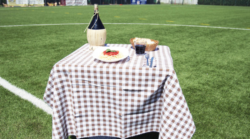 Italia Foodball Club, la Nazionale più… buona che c'è