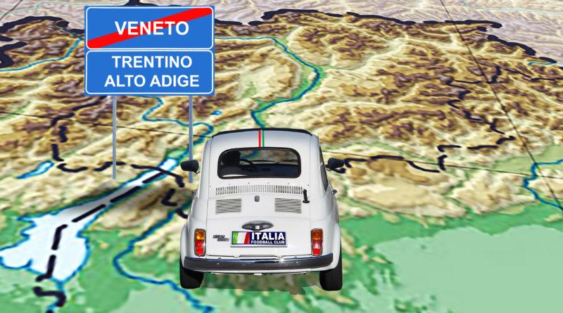 Estate 2018: con mister Sannino fra i castelli del Trentino Alto Adige