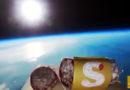 Gagarin, il primo salame lanciato nello spazio