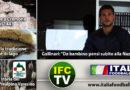 IFC TG: Torrone di Cremona, Missoltini, Salame Prealpino, Lambrusco Mantova, Gallinari