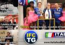 IFC TG Speciale Vinitaly 2019, Cirò, Concorso Mastroberardino, Grigolo Footgolf