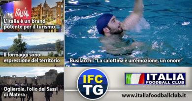 IFC TG: Brand Italia, Formaggi e territorio, Olio di Matera, Tommaso Busilacchi