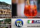 IFC TG: Porto Ceresio Gusto Lombardia, Spritz Economy, Salumi Irpini, Olio di Campomaggiore