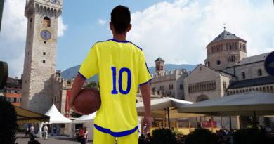 I grandi calciatori di Trento