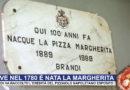 A Napoli nel 1780 è nata la Pizza Margherita