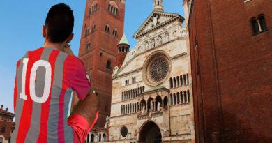 """A Cremona con Sacchetti: la città delle tre """"T"""", dei violini e di Cabrini e Vialli"""