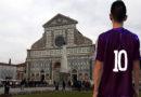 Un giro a Firenze con Giuseppe Rossi