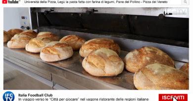 TG PASTA e PIZZA: Università della Pizza, Pane Monte Pollino, Pasta con farina di legumi